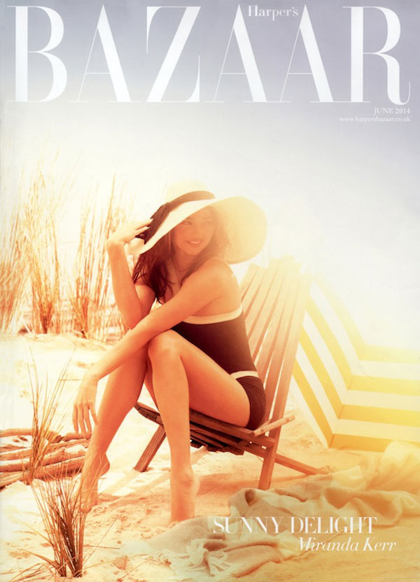 Miranda-Kerr-Ray-Of-Sunshine-Harpers-Bazaar-UK-June-2014