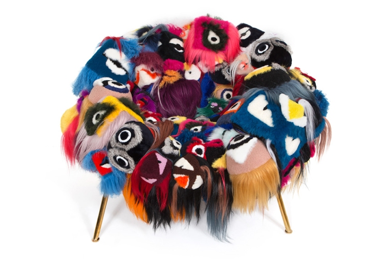 campana-brothers-x-fendi-the-armchair-of-thousand-eyes-0